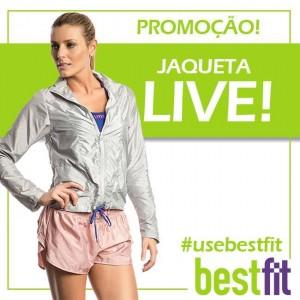 jaqueta Live é na BestFit